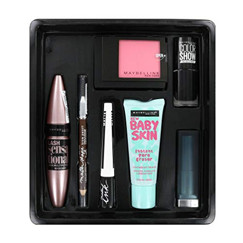 Maybelline It Look Cadeauset Downtown Vamp