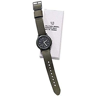 5ive Star Gear Ranger Watch, Olive Drab