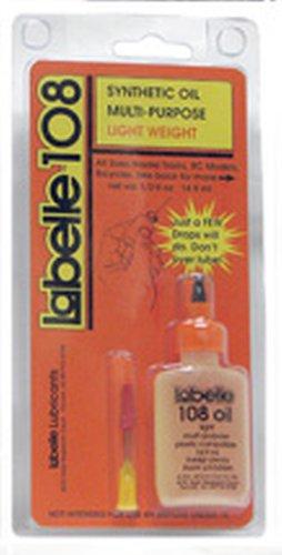 Price comparison product image Labelle Industries - Plastic Compatible Motor Oil