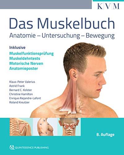 Das Muskelbuch: Anatomie | Untersuchung | Bewegung (inkl. Anatomieposter)