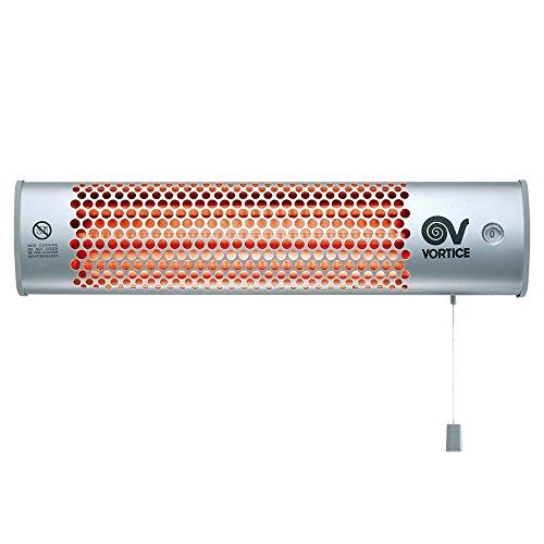 Lampada Riscaldante a Raggi Infrarossi da Installazione VORTICE Thermologika 70002