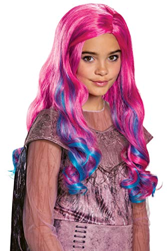 Disguise Audrey Descendants 3 Girls Wig Standard