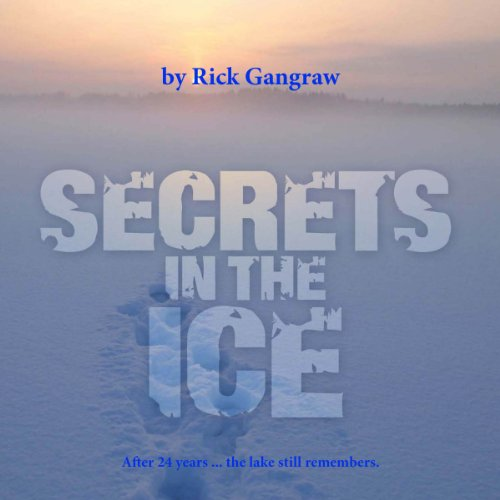 Secrets in the Ice audiobook cover art