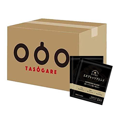 タソガレ ドリップコーヒー エスプレッソブレンド 60p コーヒー ドリップ バック セット