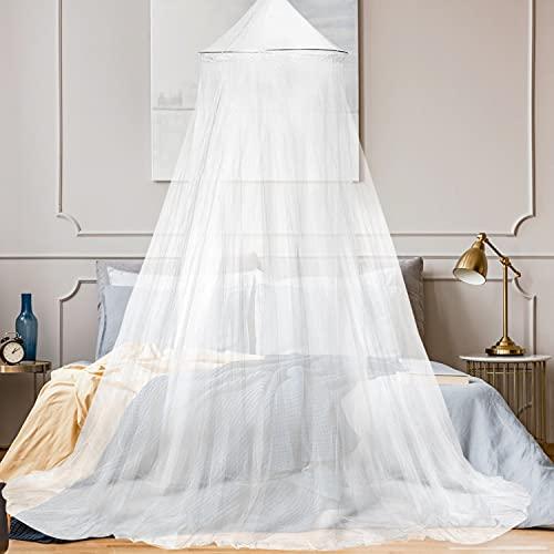 Mosquitera Cama, Mosquito Net, Mosquitera Grande, Toldo de Mosquitera, Viaje para Cama Doble, para Cama Doble Que se Puede Utilizar para Decorar la Habitación y Prevenir Insectos (0,6 * 2,5 * 9 m)