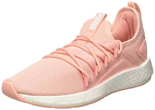 Puma NRGY Neko Wn's, Damen Laufschuhe, Pink (Peach Bud-Puma White), 38 EU