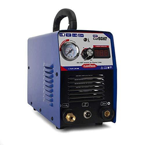 Cortador de plasma 60 amperios 220V IGBT DC Inverter aire Plasma máquina de corte hasta...
