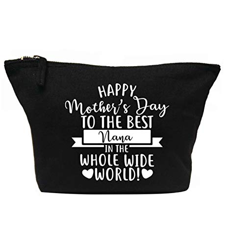 Flox Creative Trousse de maquillage Happy Mother's Day Best Nana in World