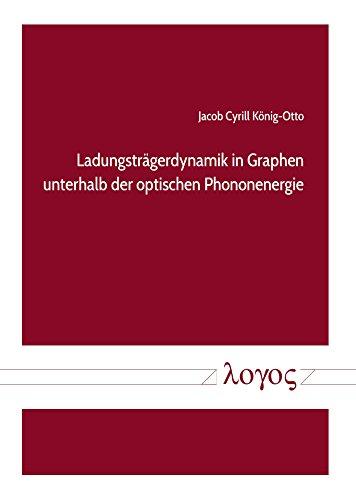 Ladungsträgerdynamik in Graphen unterhalb der optischen Phononenergie