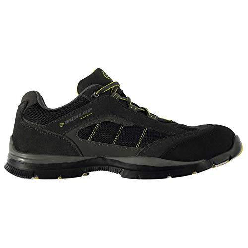 Dunlop Safety Iowa Hombre Botas De Seguridad Puntera Acero Carbón/Amarillo EUR 45.5