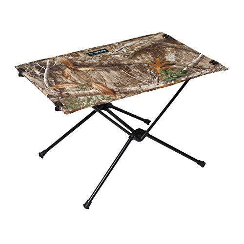 Helinox Table One Hard Top,Campingtisch,Falt-Tisch,Hard Top,leicht,stabil,faltbar,inkl Tragetasche,Realtree,one Size