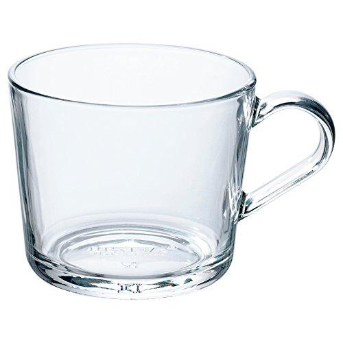 ZigZag Trading Ltd Ikea 365+ Tasse aus klarem Glas