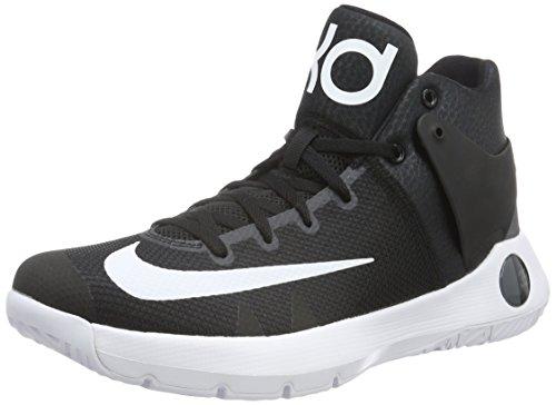Nike Kd Trey 5 Iv - Zapatillas de baloncesto Hombre, Negro (Black / White-Dark Grey), 44