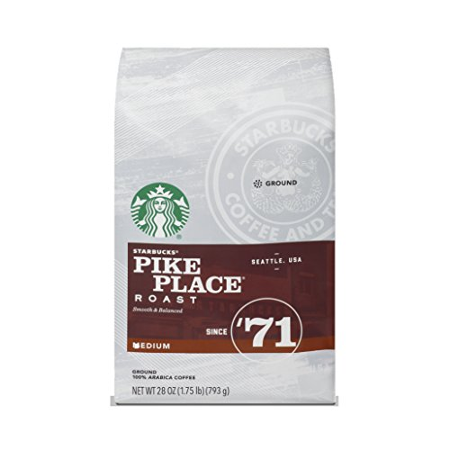 starbucks coffee beans pike place - 6