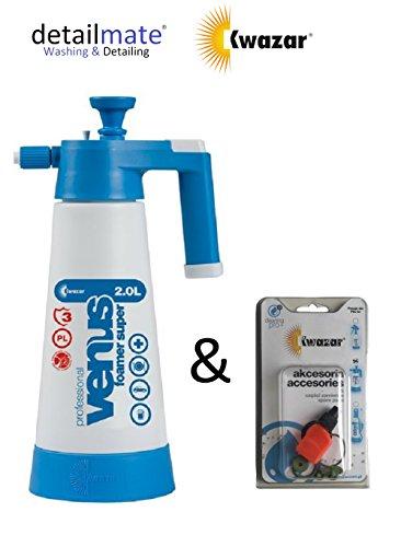 Kwazar Venus Super Foamer PRO+ VITON Pumpsprüher 2,0 Liter Wartungs und Reparatur Set