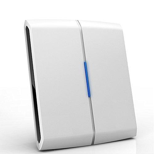 August DTA300W - Antena portátil para interior con amplificador de...