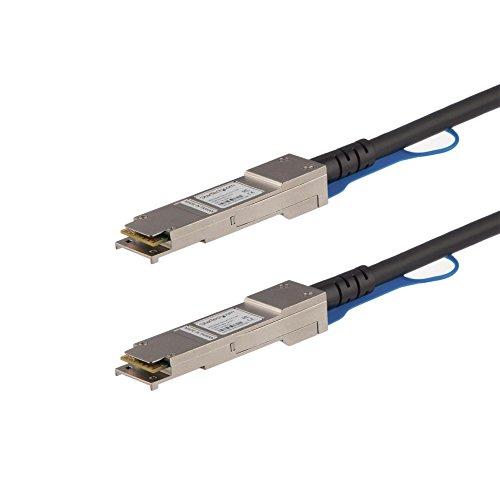 StarTech.com Juniper EX-QSFP-40GE-DAC50CM kompatibel - QSFP+ Direktverbindungskabel - 40G QSFP+ Kabel - Passives Twinax Kabel - QSFP Kabel