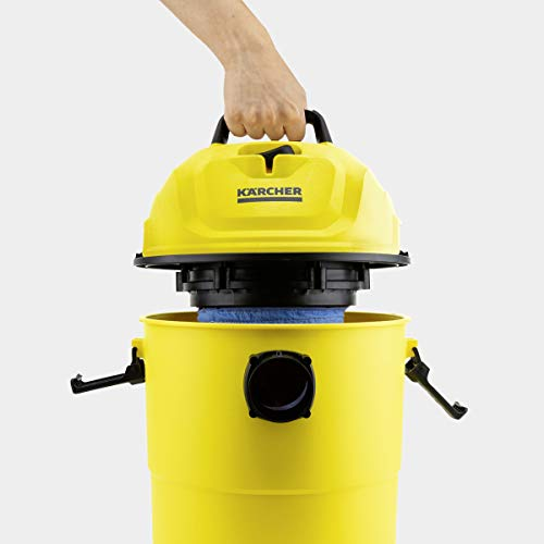 Karcher WD1 Classic Wet & Dry - Multi Purpose Vacuum Cleaner