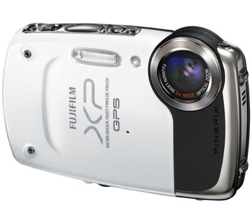 Fujifilm FINEPIX XP30 - Cámara Digital Compacta - 14 MP