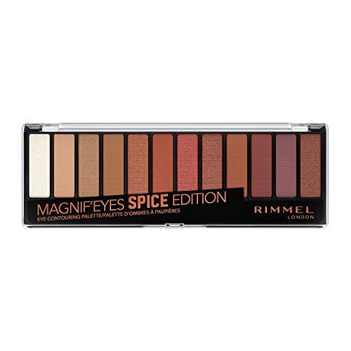 Rimmel Magnif'eyes Eyeshadow Palette, Spice Edition