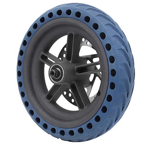 DAUERHAFT Accesorios para neumáticos Traseros Caja Fuerte amortiguadora de Golpes de neumáticos de Scooter eléctrico Dueable Resistente al Desgaste, para Bicicletas eléctricas, automóviles y Scooters
