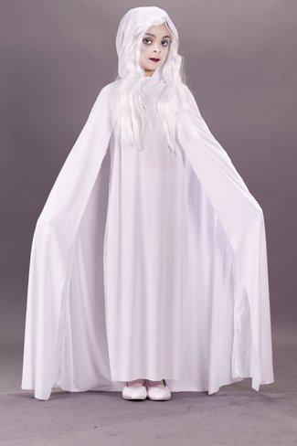 Halloween FX Gossamer Ghost Child Costume (Medium)