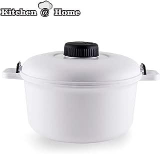 Pressure Cookers   Microwave Steamer Pressure Cooker Neat Ideas Cooker Food Grade Plastic Cookware Kitchen Gadget K005   by BINOCA