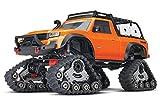 Traxxas 82034-4 rc car, Orange