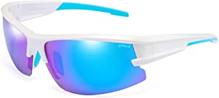 Polarized Sports Cycling Sunglasses for Men Women Driving...