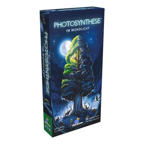 Blue Orange BLOD0080 Asmodee Photosynthese - Im Mondlicht, Erweiterung, Kennerspiel, Strategiespiel, Deutsch