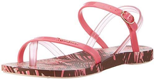 Ipanema Damen Fashion Sand IV FEM Zehentrenner, Mehrfarbig (pink), 39 EU