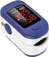 AGPTEK vingeroximeter voor het meten van de zuurstofsaturatie