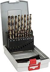 Bosch Professional 19tlg. Metallbohrer-Set HSS-Cobalt