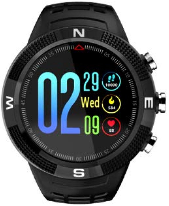GAVINSC IP68 wasserdichte Smart Watch1.3 Zoll Touchscreen Unterstützung Herzfrequenz Schlafüberwachung Fitness Tracker Sport Uhr mit Schrittzhler für Damen Herren