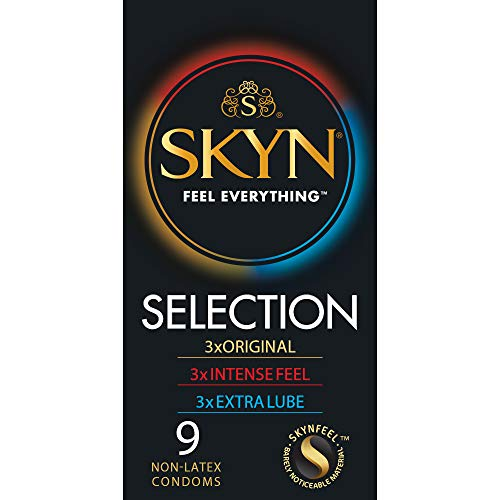 SKYN Selection Kondome, 1er pack (9 Stück)