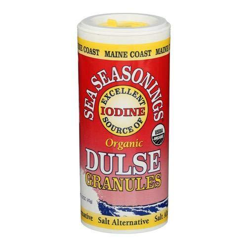 Dulse Granules - Wild Atlantic - Sea Seasonings Shaker - Organic