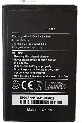Bateria Compatible con Wiko Lenny/Wiko Jerry | Capacidad 1800mAh