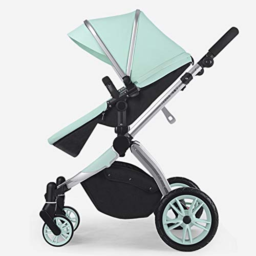 Great Features Of KHUY Baby Strollers for Girls,Multifunctional Baby Stroller can be Seated, recline...