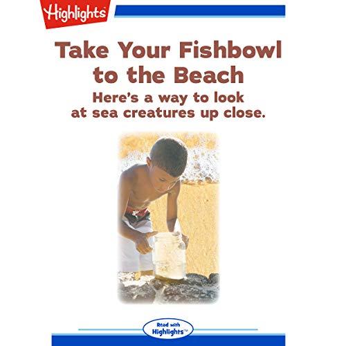 Take Your Fishbowl to the Beach copertina