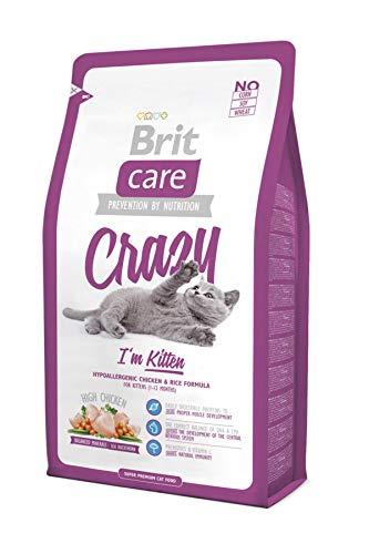 Brit Care Cat Crazy I'm Kitten, 1er Pack (1 x 7 kg)