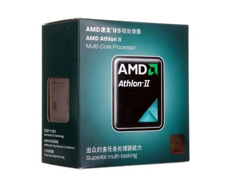 AMD® Athlon II X2 270 3.4GHz