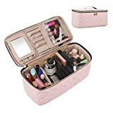 BAGSMART Makeup Bag Cosmetic Bag