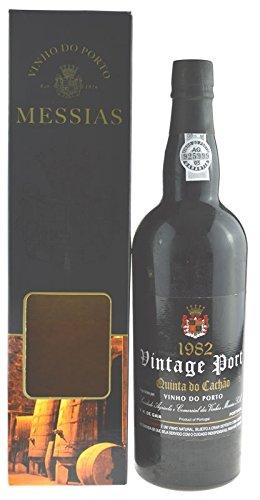 Rarität: Port Messias 0,75l Vintage 1982 - Jahrgang 1982 mit Geschenkpackung - Portwein