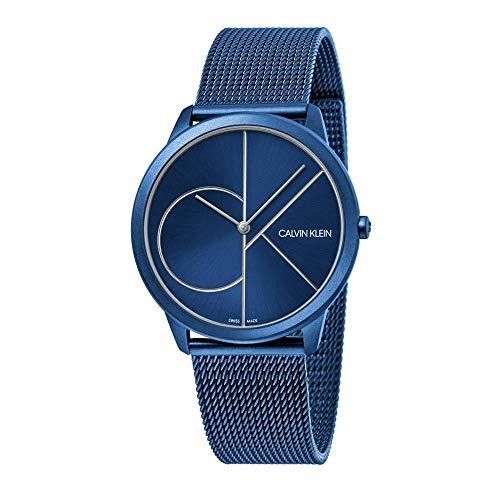 Calvin Klein Reloj Analógico para Hombre de Cuarzo con Corr