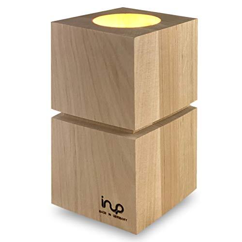 inup design Saunaleuchte Led, Erle (2 Lichtaustritte)