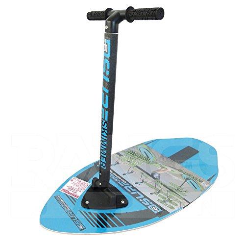 4U-Onlinehandel Skimboard 2 in 1 102x50x70cm Board Surfboard Waterboard Brett Surfbrett Surfen Skimmer