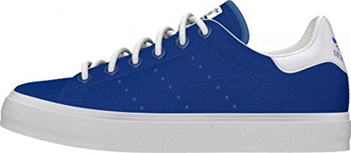 Adidas Stan Smith Vulc J, collegiate royal-collegiate royal-ftwr white, 6,5