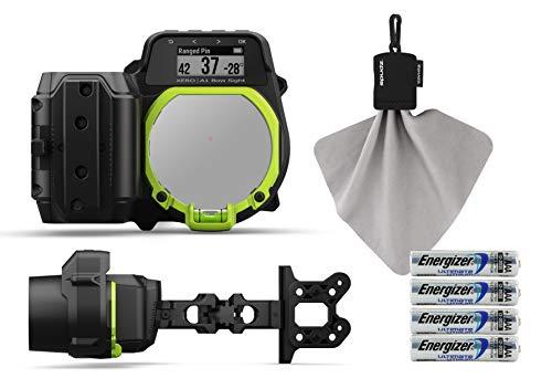 Garmin Xero A1i Bow Sight Bundle with Retractable Microfiber...