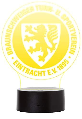 Eintracht Braunschweig LED Licht, Lampe Logo
