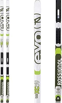 Rossignol Evo Glade 59AR Cut IFP XC Skis w/Tour SI Bindings Mens